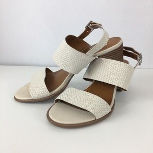 Franco Sarto Block Heel Sandal